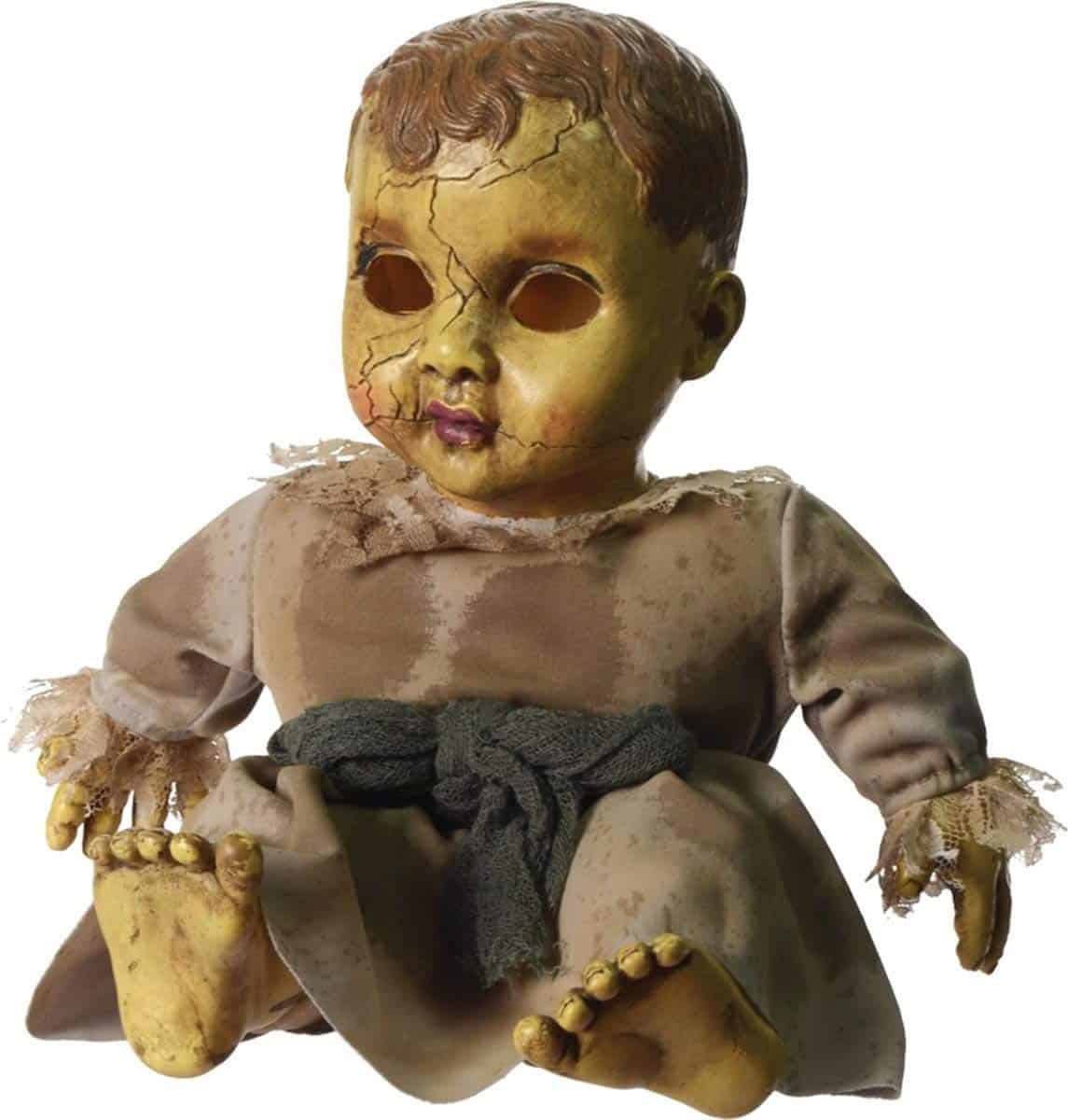 A Haunted Doll