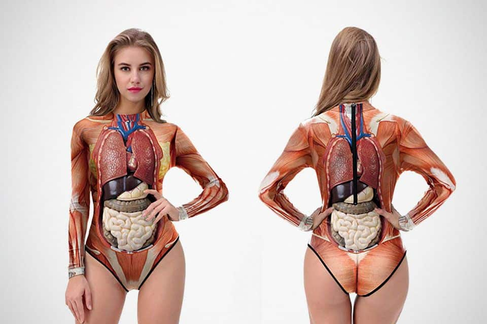 Anatomically Correct Swimsuit