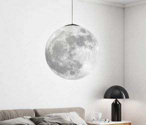 Moon Ceiling Lamp