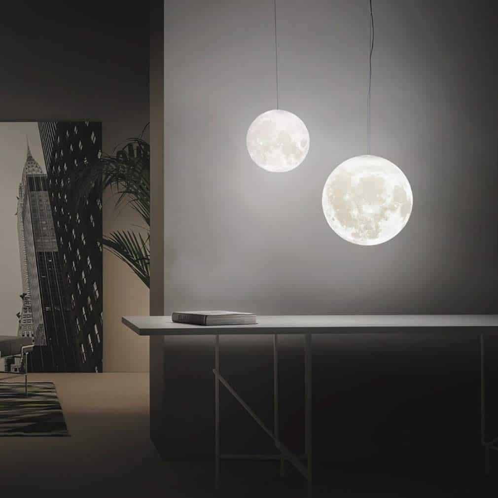 Moon Ceiling Lamp