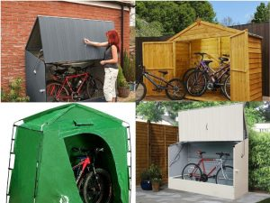 Best Outdoor Bike Storage Sheds