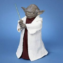 Yoda Model With Lightsaber