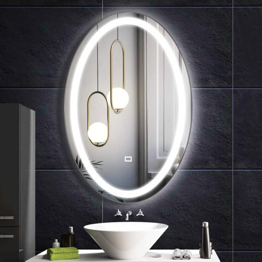Vanity Mirror with LED Lights