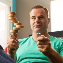 Disc Balancing Game
