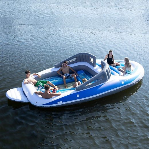 Inflatable Bay Breeze Boat