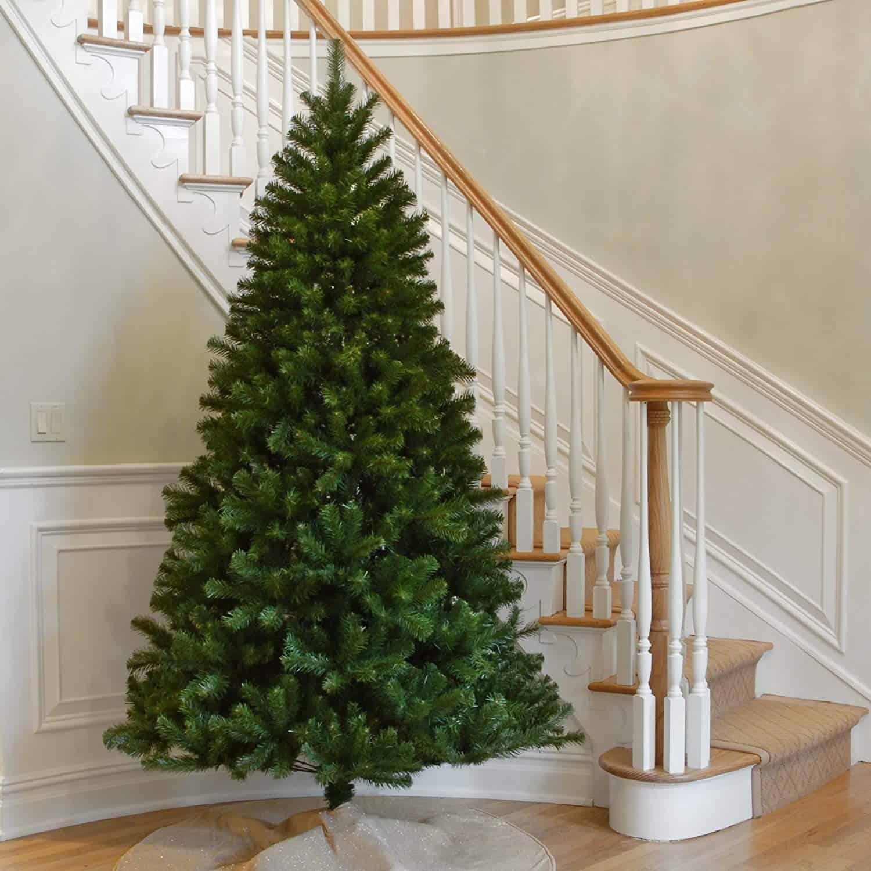 Artificial Green Christmas Tree