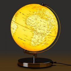 Mustard Theme Globe
