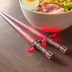 Darth Vader Themed Chop Sticks