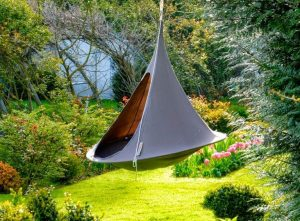 Outdoor Hanging Hammock