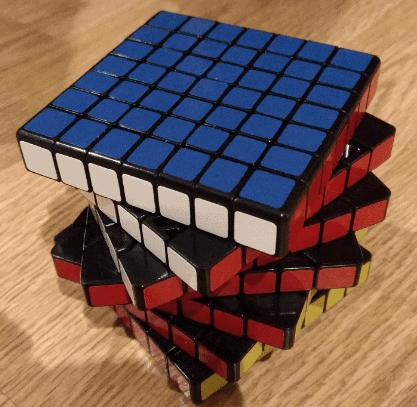Giant Rubik's Cube Puzzle