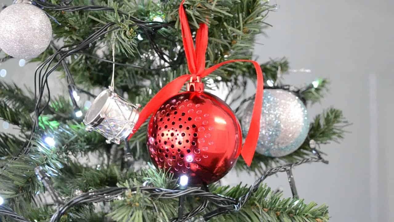Christmas Themed Bluetooth Speaker