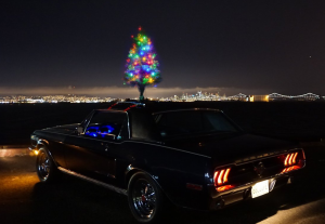 Christmas Tree For Cars
