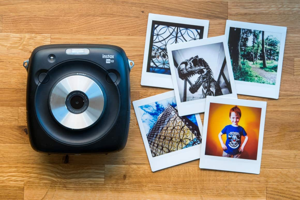 Best Instant Cameras 2020: Cool Cameras With Portable Printing for Those Who Can't Wait