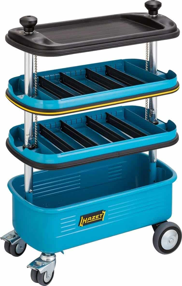 On the Go Tool Stacker