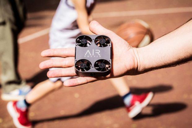 Pocket Sized Selfie Drone