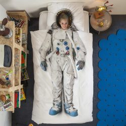 Bed & Pillow Set For Kids