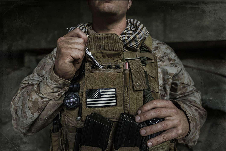 Heavy Duty War Pen