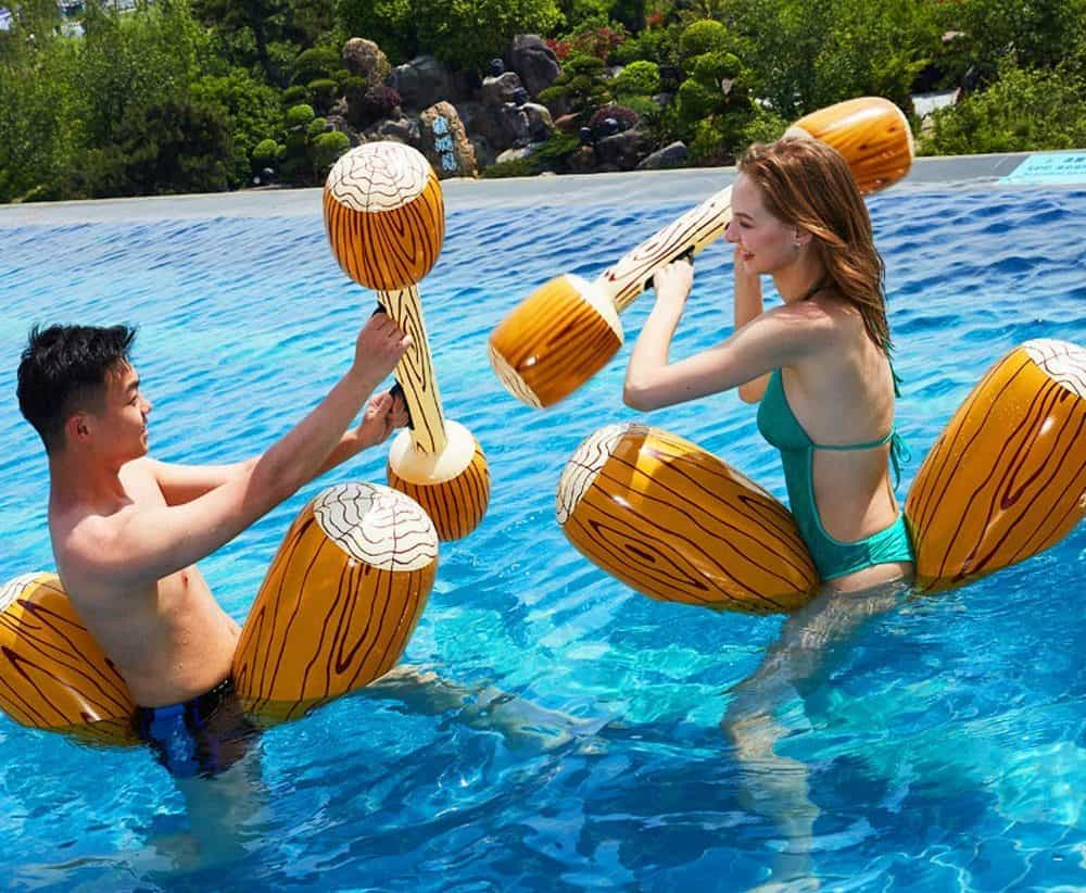 Pool Rafting Inflatable Toy