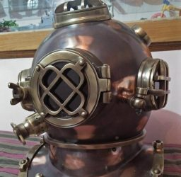 Antique Diving Helmet