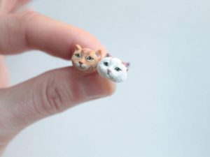 Customized Cat Jewelry