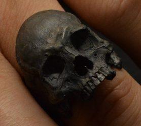 Handmade Skull Rings
