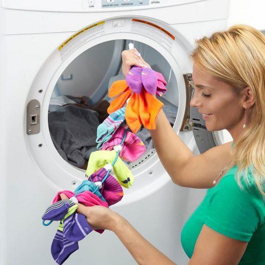 Handy Laundry & Storage Sock Lock