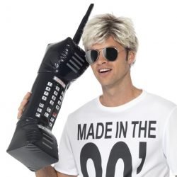 Old-School Inflatable Mobile Phone