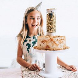 Spring-Up Popping Cake Stand