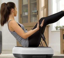 Vibration Exercise Platform