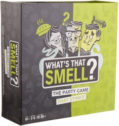 Smell Guessing Card Game