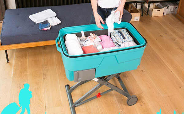 6-in-1 Baby Hand Luggage