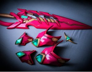 Handcrafted Xenoblade Kit