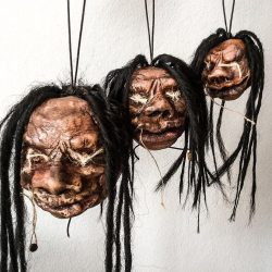 Jamaican Shrunken Head