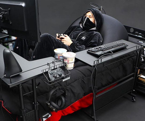 Coolest Gaming Bed