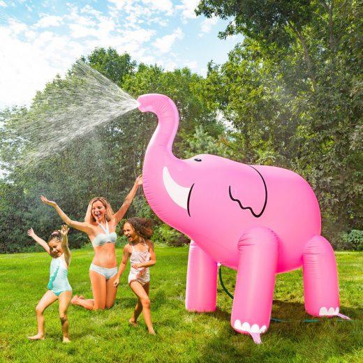 Giant Elephant Water Sprinkler