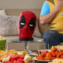 Talking Deadpool Head